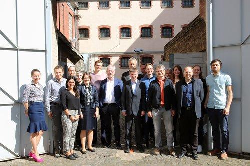 Arbeitstreffen in der Stiftung Gedenkstätte Lindenstraße_01.jpg